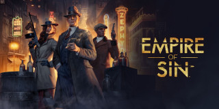 Постер Empire of Sin